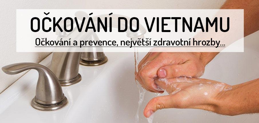 očkování do Vietnamu