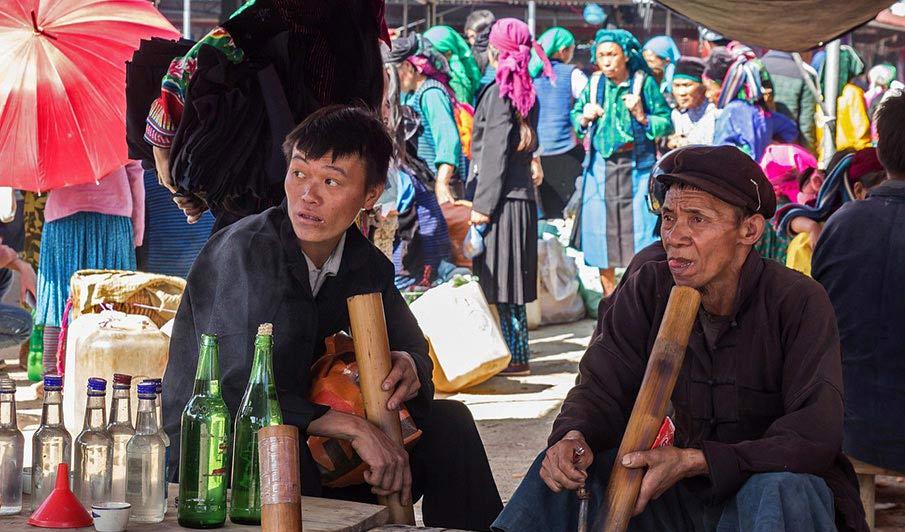 vietnam-ha-giang-dong-van-market
