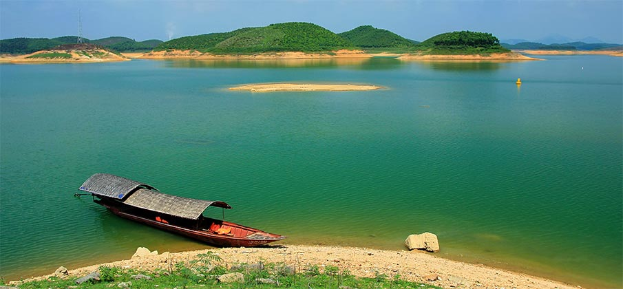 yen-bai-thac-ba-jezero
