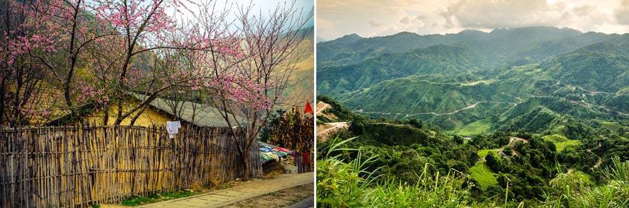 Trekování Ha Giang a Dong Van - Vietnam