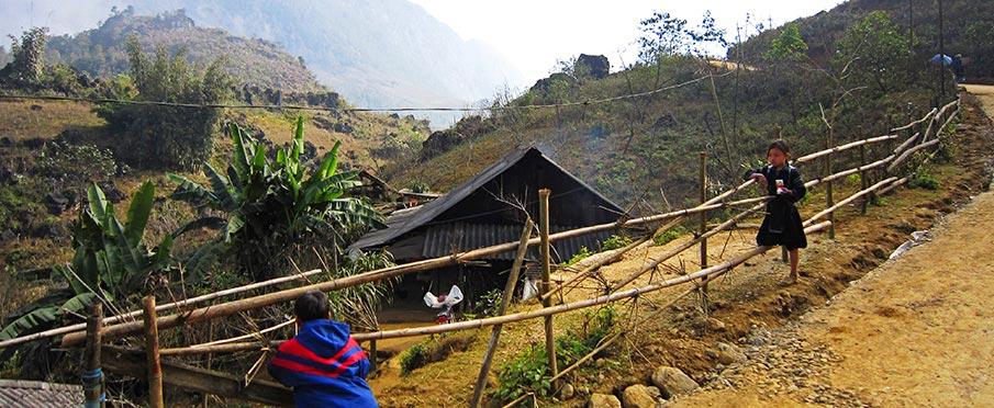 Trekovani ve Vietnamu
