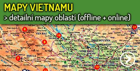 mapa-vietnam-sever-jih