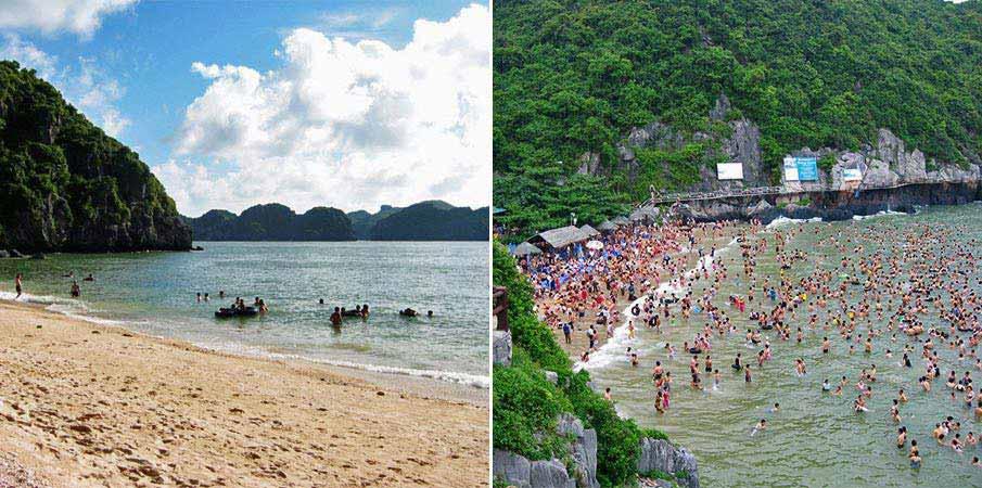 vietnam-cat-ba-plaze