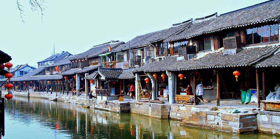 Qinhuai-reka-nanking-cina