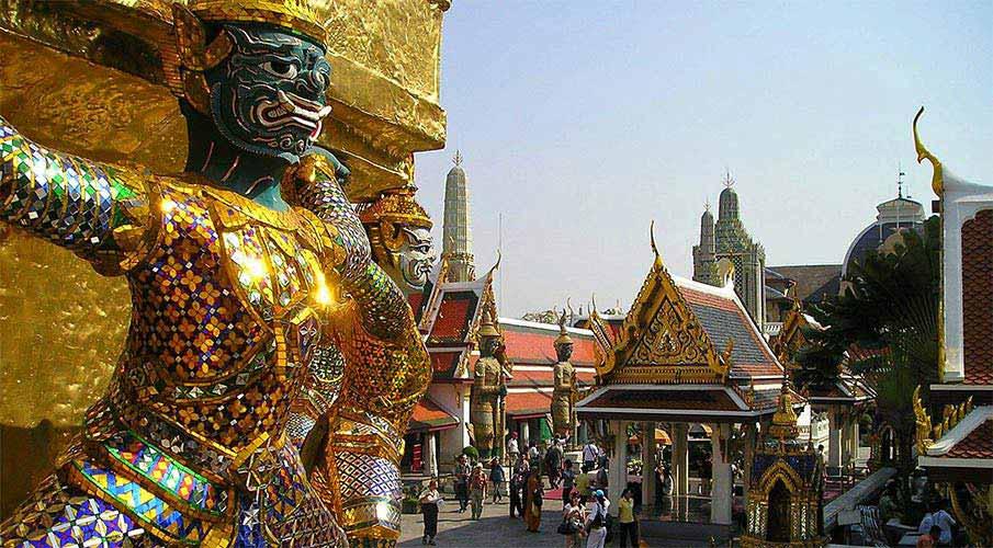 banbangkok-thajsko-palac