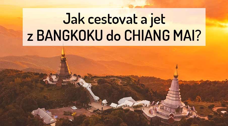 bangkok-chiang-mai-thajsko