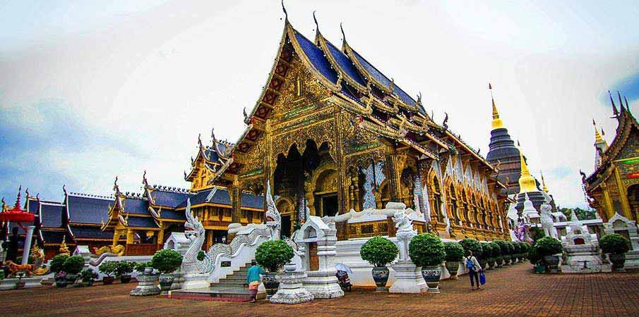 chiang-mai-thajsko-wat-ban-den
