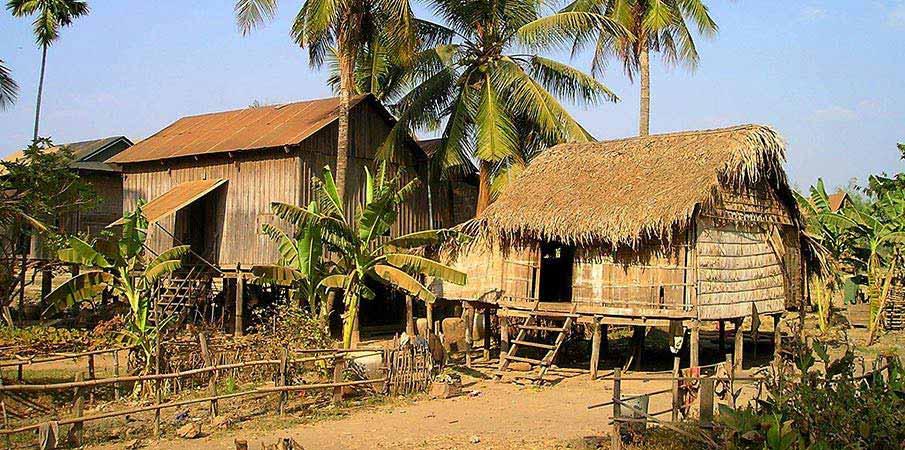kambodza-vesnice