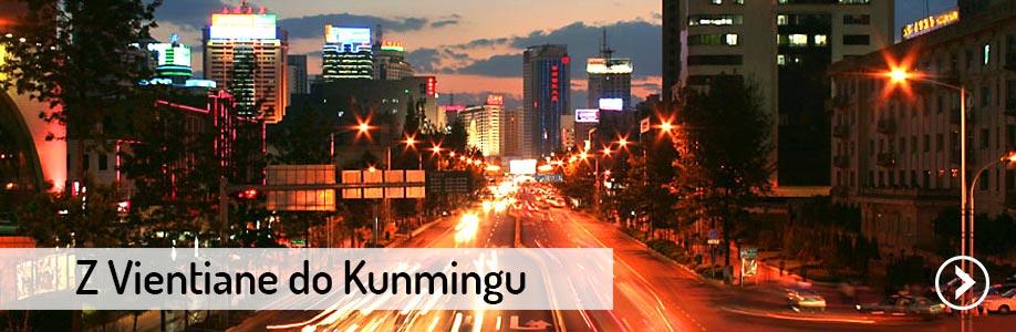 vientiane-kunming-cina