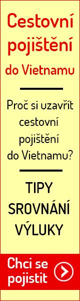 Cestovní pojištění do Vietnamu