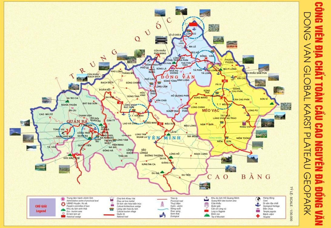 dong-van-karst-geopark-mapa