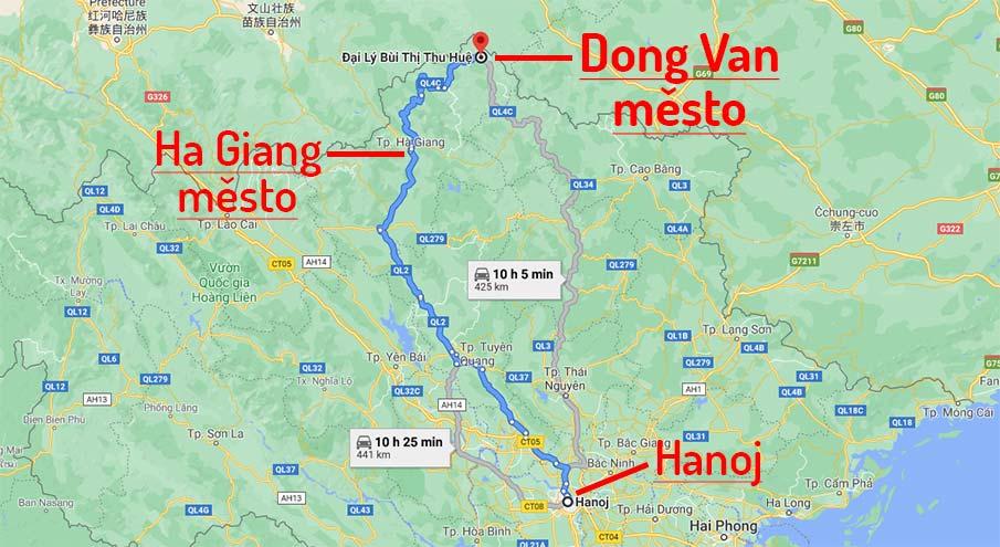 mapa-hanoj-mesto-dong-van-vietnam